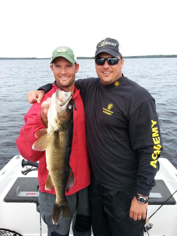 Rainy lake south mn fishing reports map hot spots for Rainy lake fishing
