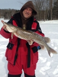 pike caught by jim kuchel
