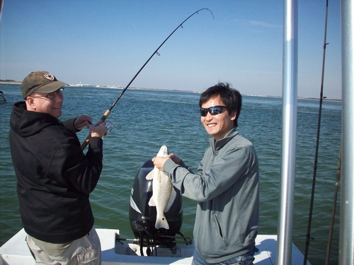 Cape lookout nc fishing reports map hot spots for Cape lookout fishing report