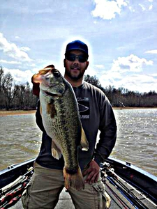 Largemouth Bass caught by Jake Clisch