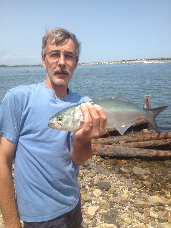Atlantic city nj fishing reports map hot spots for Nj surf fishing report