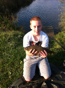 Common Carp caught by Luke Hargreaves
