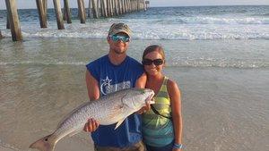 Redfish caught by Matthew Gluch