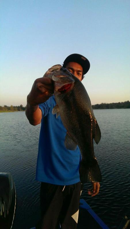 Lake cassidy wa fishing reports map hot spots for Bass fishing washington