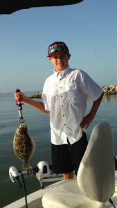 flounder caught by Richard D