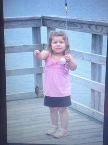 Bluegill  caught by Nicole Coxon
