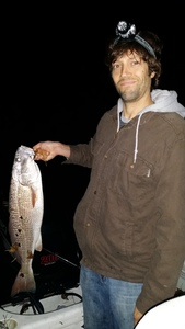 Red Drum caught by Jason Convry
