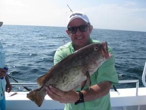 Grouper caught by KCHORRO SOTO