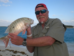 mutton snapper caught by steve owens