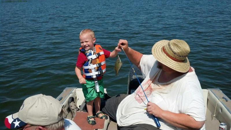 Clear lake sd fishing reports map hot spots for Clear lake fishing report