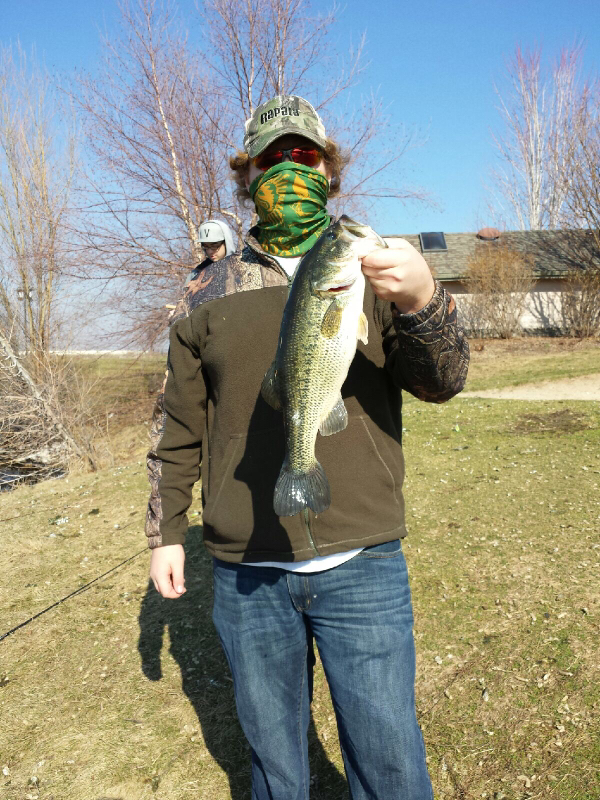 Boise river south channel id fishing reports map hot spots for Bass fishing idaho