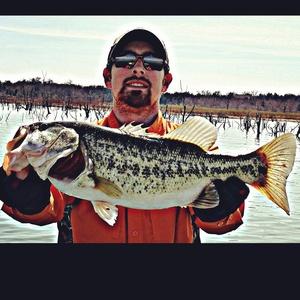 Largemouth Bass caught by Bryan Galvan