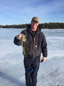 Largemouth caught by Brian Lachance