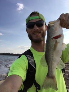 Largemouth Bass caught by Chris Buck