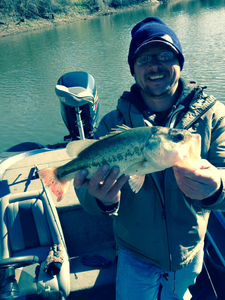Small Mouth Bass caught by Brent Jennette