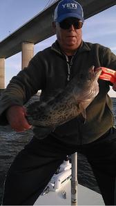 Grouper caught by Joe Matz