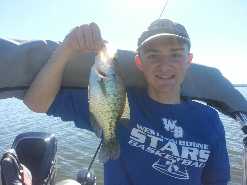 Reelfoot lake tn fishing reports map hot spots for Reelfoot lake crappie fishing