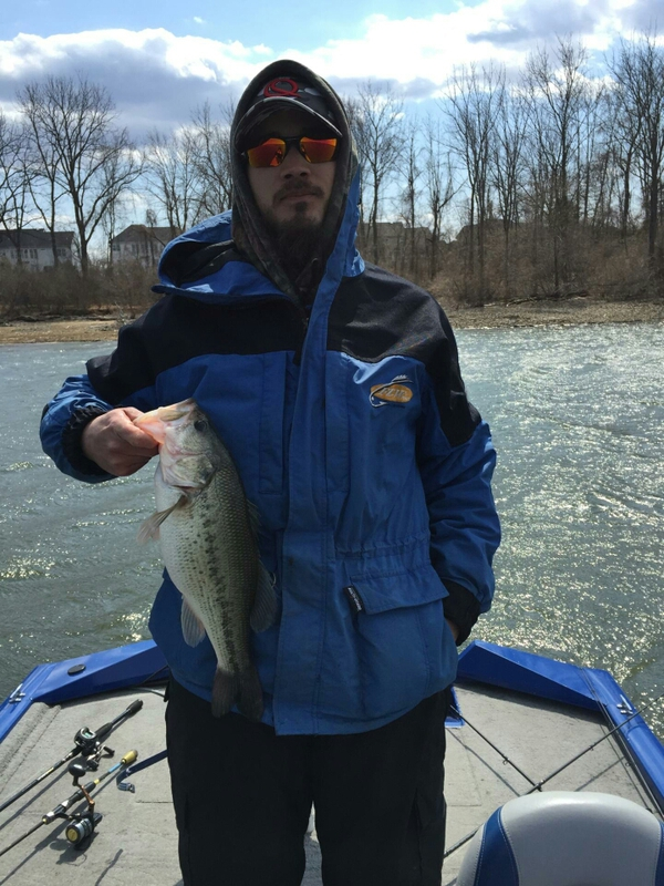 Spruce run reservoir nj fishing reports map hot spots for Fishing lakes in nj
