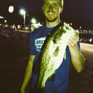 Largemouth caught by River Baysinger