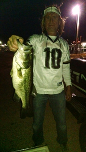 Largemouth Bass caught by River Baysinger