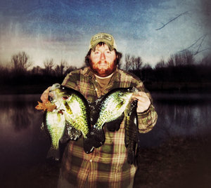 Crappie caught by Joey Buttram - Willowpine Outdoors