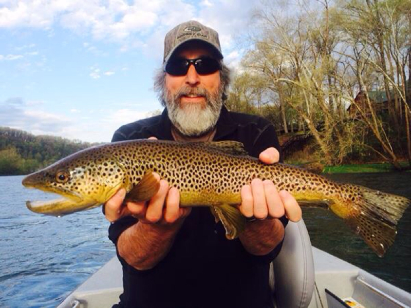 White river ar fishing reports map hot spots for White river arkansas fishing report