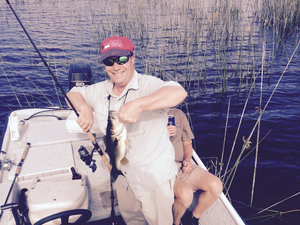 Largemouth caught by Jerry Tempio
