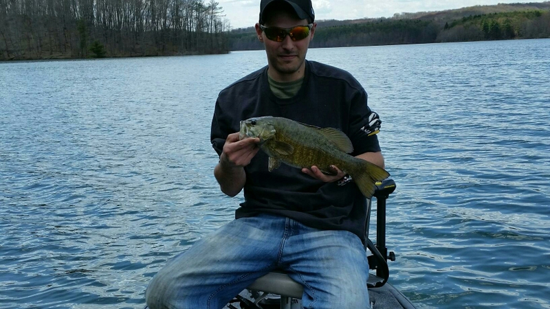 Quemahoning reservoir pa fishing reports map hot spots for Pa fishing report