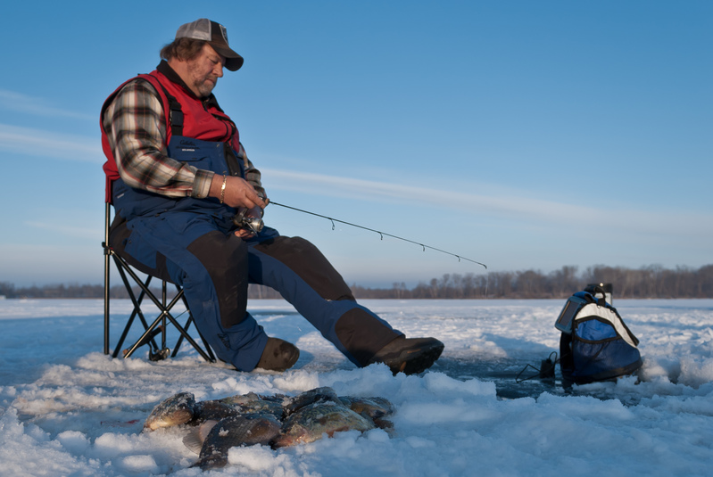Otter tail lake mn fishing reports map hot spots for Otter ice fishing