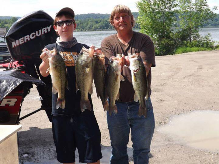 Lake champlain north of whitehall ny vt fishing reports for Vermont fishing report