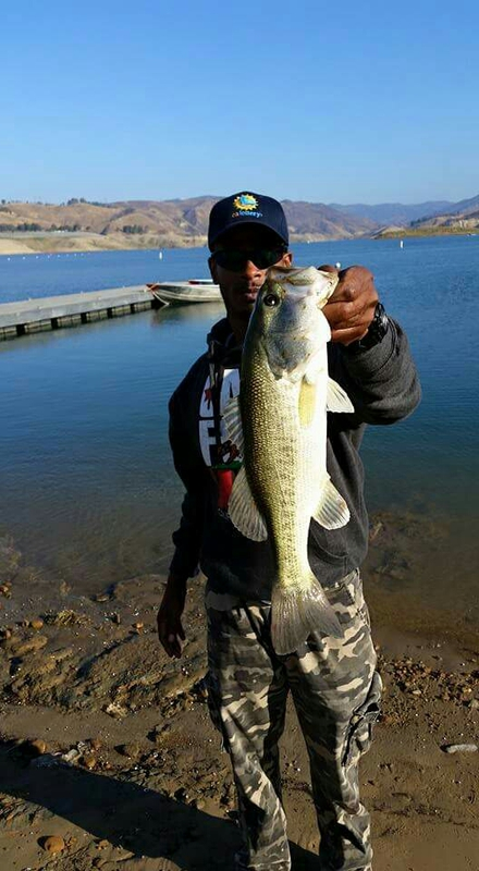 Castaic lake ca fishing reports map hot spots for Castaic fishing report