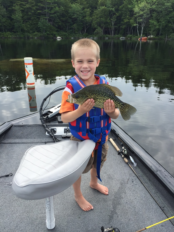 North pond me fishing reports map hot spots for Fishing spots around me