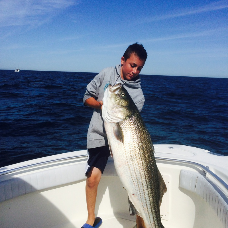 Block island sound ri fishing reports map hot spots for Best striper fishing spot in ri