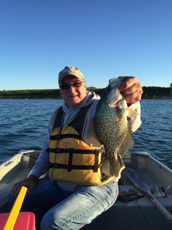 Vulcan lakes il fishing reports map hot spots for Fishing lakes in illinois