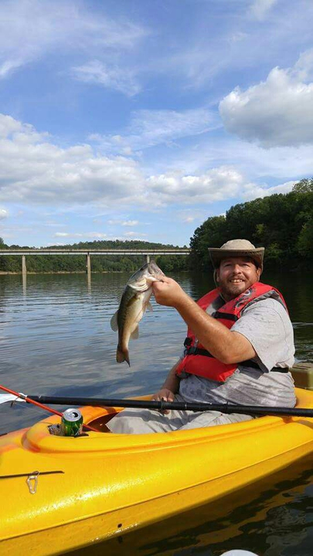 Grayson lake ky fishing reports map hot spots for Ky fishing report
