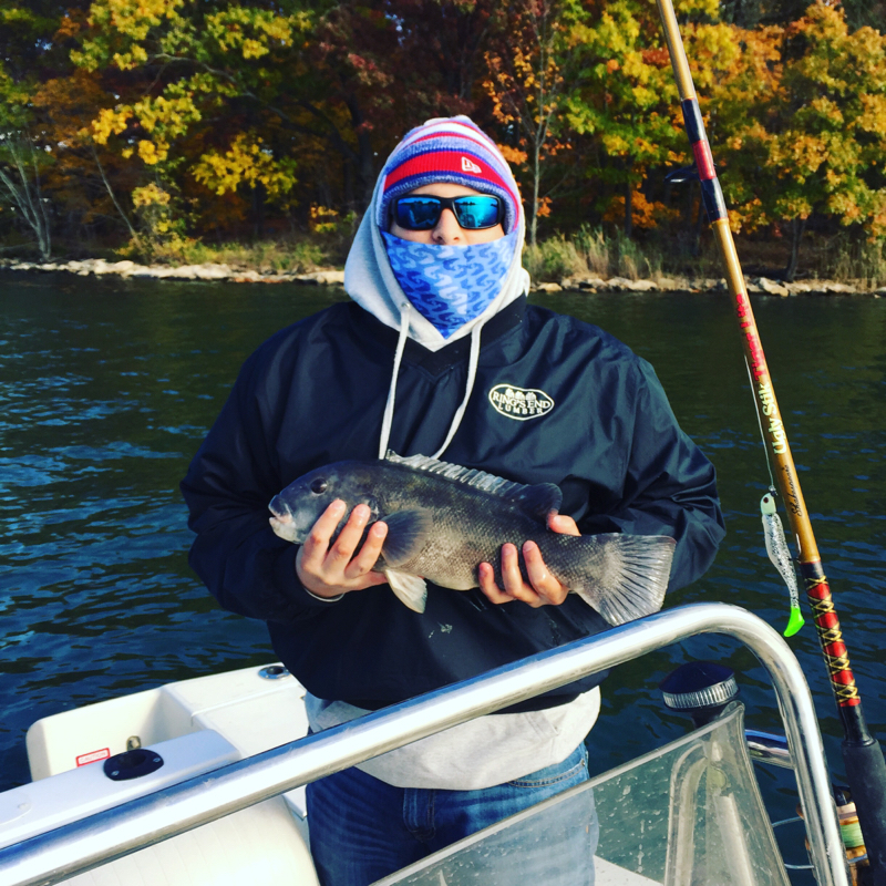 Long island sound west ny fishing reports map hot spots for Fishing reports long island