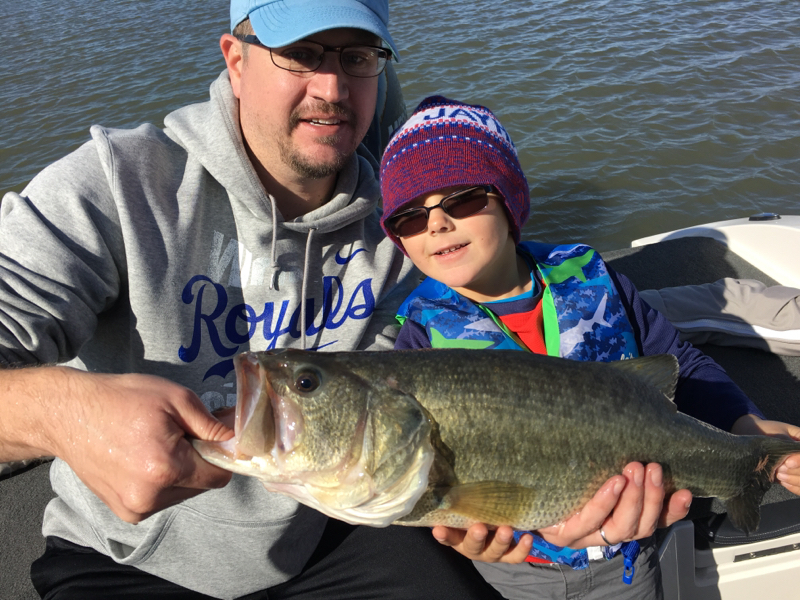 el dorado reservoir ks fishing reports map hot spots