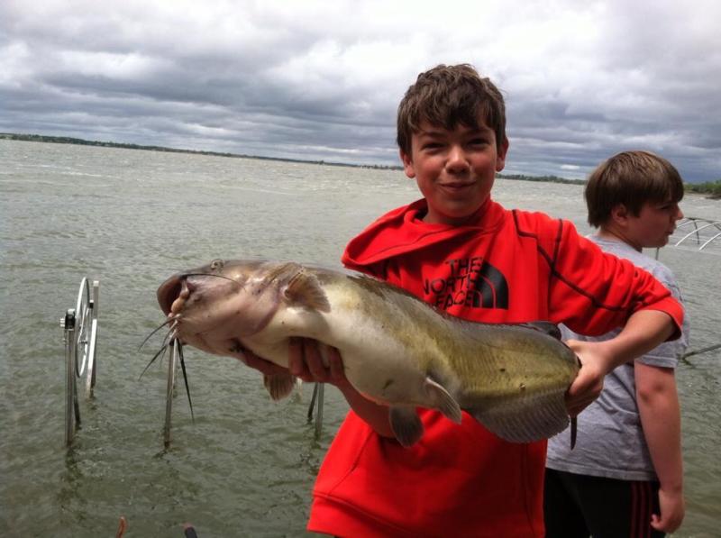 Lake poinsett sd fishing reports map hot spots for South dakota fishing report