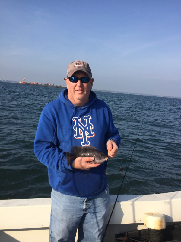 Long island sound west ny fishing reports map hot spots for Long island sound fishing report