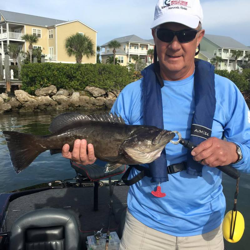 Boca grande charlotte harbor fl fishing reports map hot for Lake fork fishing hot spots
