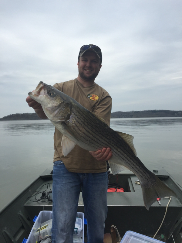 watts bar lake fishing hot spots