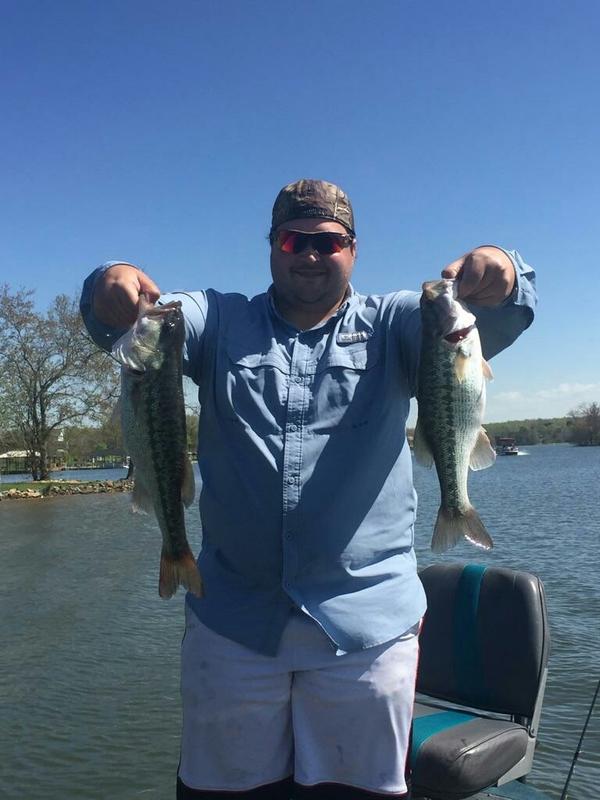 Kings mountain reservoir moss lake nc fishing reports for North carolina fishing report