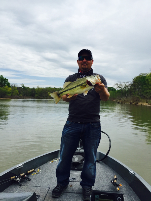 Sardis lake ok fishing reports map hot spots for Oklahoma lake fishing reports