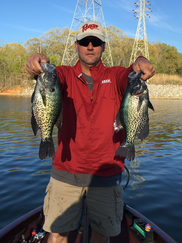 Wilson lake al fishing reports map hot spots for Alabama fishing report