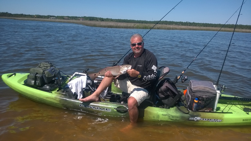 Pensacola bay fl fishing reports map hot spots for Pensacola bay fishing