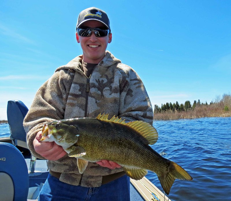 Sustianable Consumer Guide Fishing: North MI Fishing Reports, Map & Hot Spots