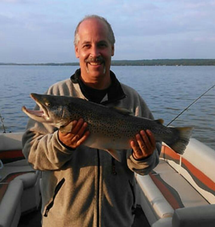 Canandaigua lake ny fishing reports map hot spots for Trout fishing ny
