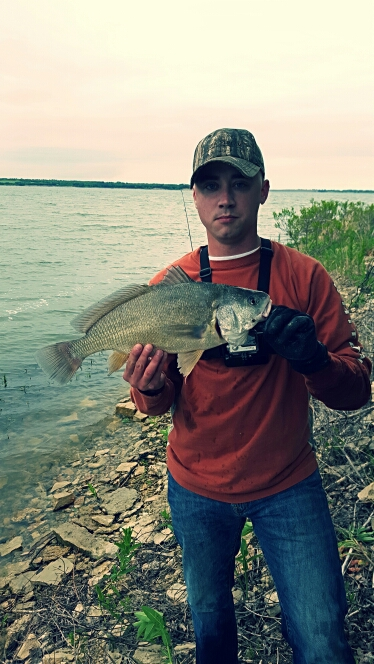 Milford lake ks fishing reports map hot spots for Fishing report kansas