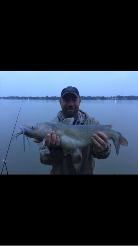 Buckeye lake oh fishing reports map hot spots for Buckeye lake fishing