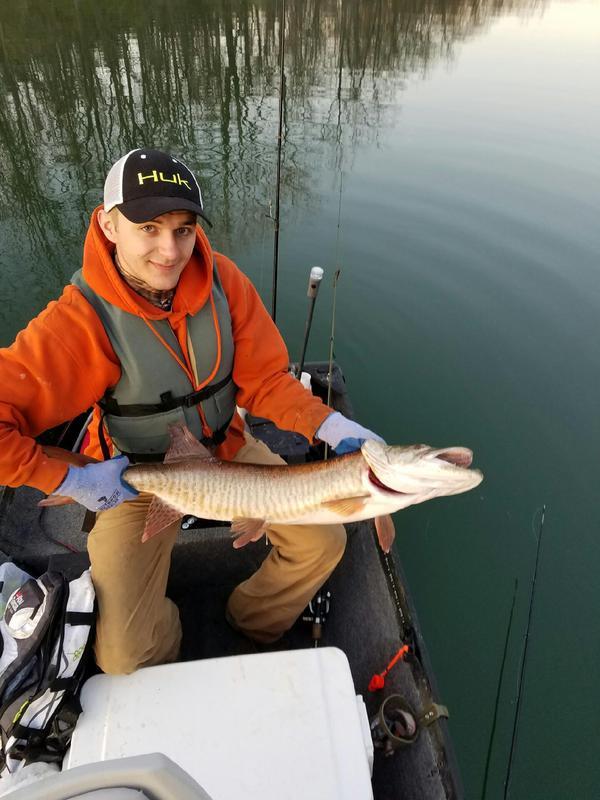 Marburg lake pa fishing reports map hot spots for Pa fishing report
